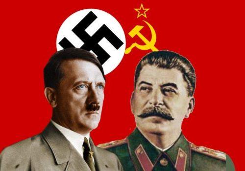 Nazismo e comunismo sono la stessa cosa?